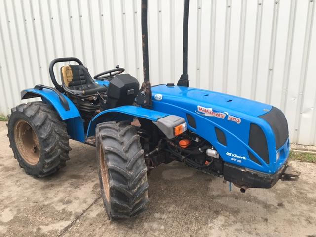 Bcs Valiant 500 Rs Tractor Kilworth