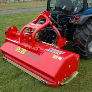 Mowing & Turf Care Machinery