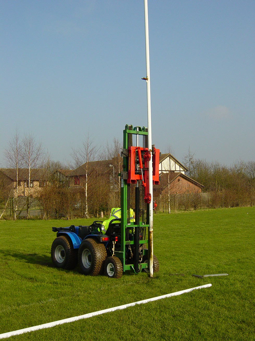 Sfk Hydraulic Forklifts And Goal Post Lifter Kilworth