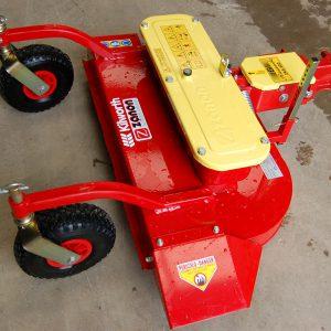 Twin Blade Rotary Mower