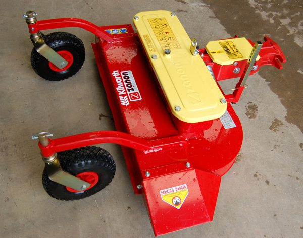 Twin Blade Rotary Mower