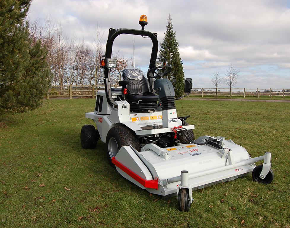 Matra Mowing Tractor 300