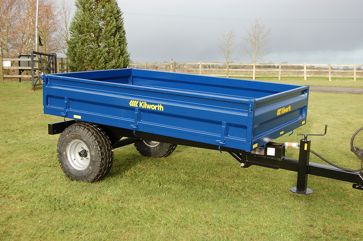 TT Tipping Trailer