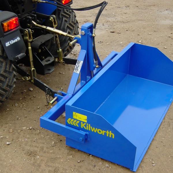 C 100 Rear Shovel