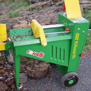 IRIS Electric Log Splitter