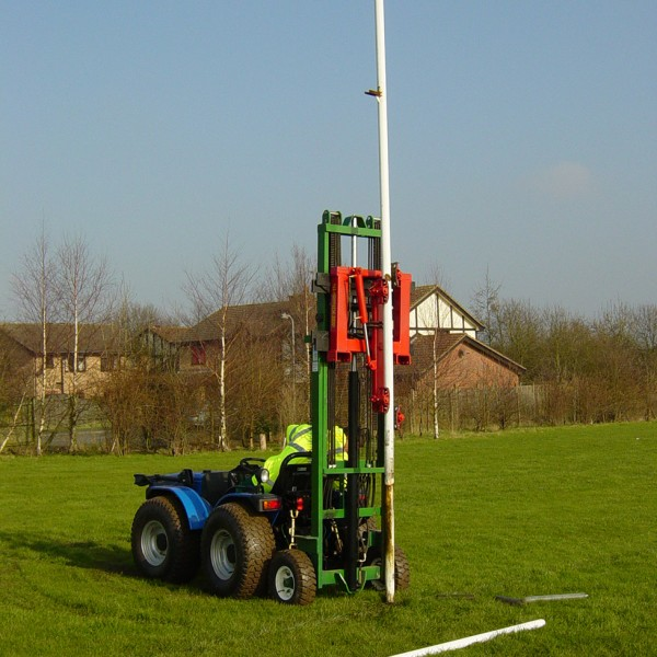 SFK Hydraulic Forklifts and Goal Post Lifter