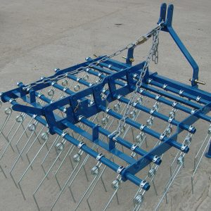 SH Spring Tine Grass Harrow