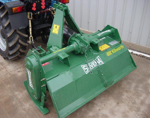 Sovema RB2/RP2/RBS2 Rotary Cultivators