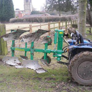 VR & BR Plough