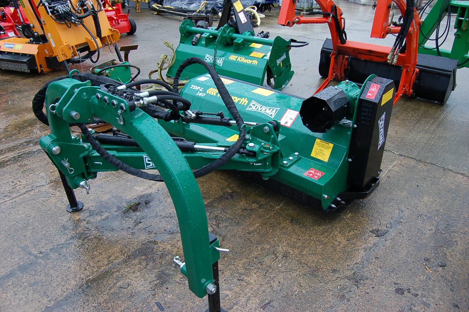 Mowing Machinery – Kilworth