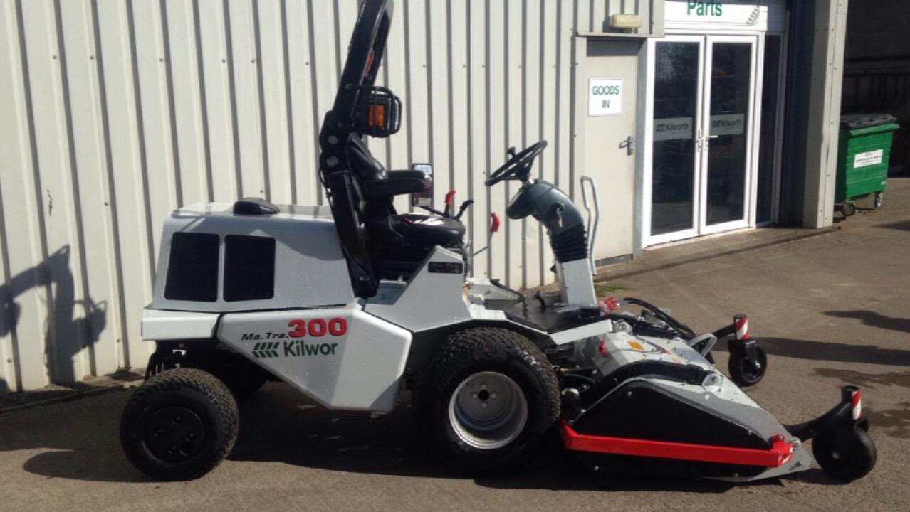 BCS Matra 300 Flail mower – Kilworth